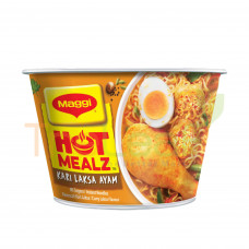 MAGGI HOT MEALZ CURRY CHIC LAKSA 96GM