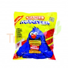 MAMEE MONSTER NOODLE SNACK HOT&SPICY  (25GM)