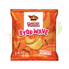 MAMEE MONSTER SYOK WAVE BBQ 3(65GMX12)