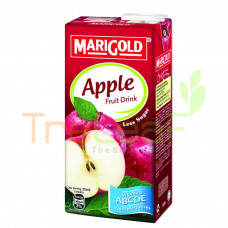 MARIGOLD  FRUIT DRINK APPLE LESS SUGAR 1L