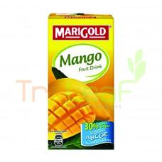 MARIGOLD  FRUIT DRINK MANGO LESS SUGAR (1L)
