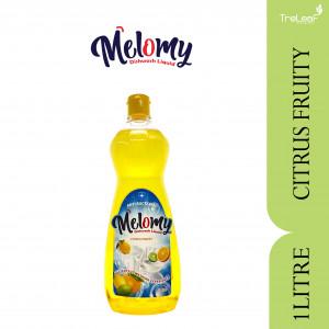 MELOMY DISHWASH CITRUS FRUITY 1L