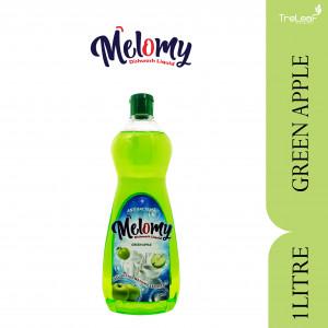 MELOMY DISHWASH GREEN APPLE 1L