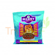 MERRY MEAT TIME TUNA CAT FOOD - BLUE