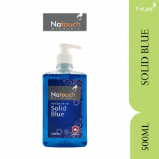 NATOUCH ANTIBACTERIAL SOLID BLUE 500GM