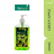 NATOUCH HANDWASH APPLE GREEN 500GM