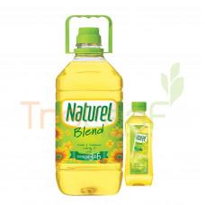 NATUREL BLEND COOKING OIL 3KG FOC 250GM