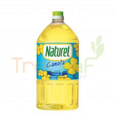NATUREL CANOLA COOKING OIL 2KG