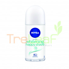 NIVEA WOMEN WHITENING HAPPY SHAVE (50ML)