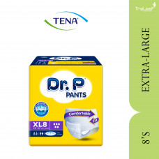 DR.P BY TENA PANTS XL (8'S)