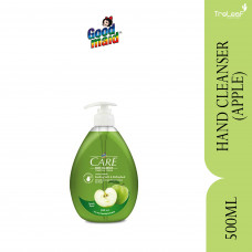 GOOD MAID CARE HAND CLEANSER APPLE 500ML