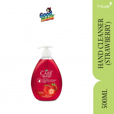 GOOD MAID CARE HAND CLEANSER STRAWBERRY 500ML