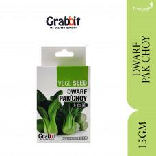 GRABBIT DWARF PAK CHOY (+/-15GM)