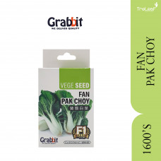 GRABBIT FAN PAK CHOY (+/-1600SEEDS)