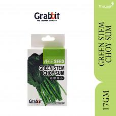 GRABBIT GREEN STEM CHOY SUM (+/-17GM)