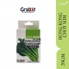 GRABBIT HONG KONG CHOY SUM (+/-20GM)