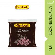 KIMBALL BLACK PEPPER SAUCE 1KG