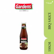 GARDENS BBQ SAUCE (HICKORY SMOKE) 330GM