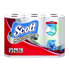 SCOTT'S KITCHEN TOWEL REG (6RX4)