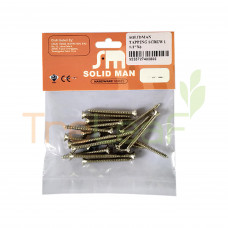 SOLIDMAN TAPPING SCREW 1 1/2INCH