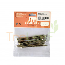 SOLIDMAN TAPPING SCREW 3INCH