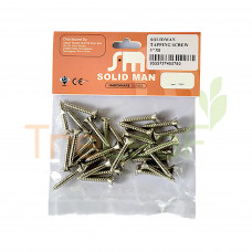 SOLIDMAN TAPPING SCREW 1INCH
