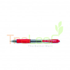 STATIONERY PILOT G2 PEN 0.7 RED