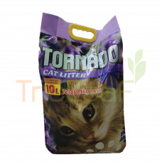 TORNADO CAT LITTER LAVENDER 10L