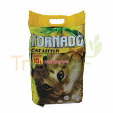 TORNADO CAT LITTER LEMON 10L