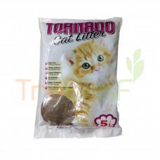 TORNADO CAT LITTER LEMON GRASS 5L