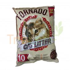TORNADO CAT LITTER PEK JIMAT COFFEE 10L