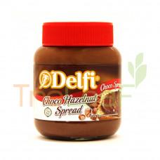 DELFI CHOCO SPREAD CHOCO HAZELNUT 350GM