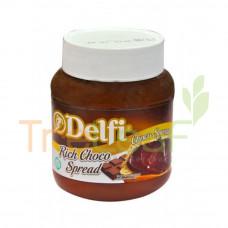 DELFI CHOCO SPREAD RICH CHOCO 350GM