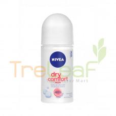 NIVEA DEODORANT ROLL ON DRY (50ML)