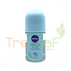 NIVEA DEODORANT ENERGY FRESH (25ML)