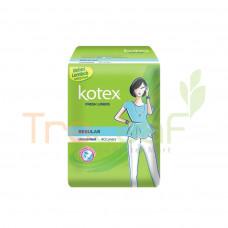 KOTEX FRESH LINERS REGULAR UNSCENTED 40'S