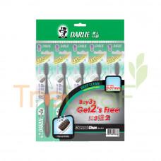 DARLIE T/B C/COAL CLEAN 3+2 S