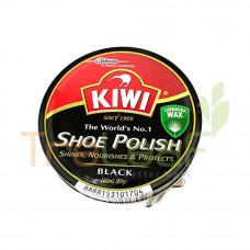 KIWI SHOE POLISH BLACK 100ML