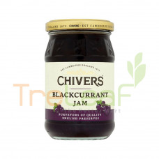 CHIVERS JAM BLACKCURRANT 340GM