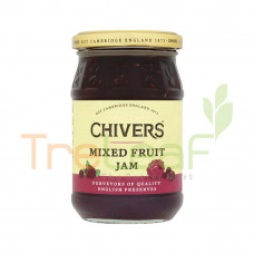 CHIVERS JAM MIXED FRUIT 340GM