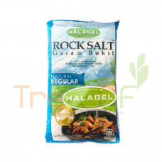 HALAGEL EDIBLE REGULAR ROCK SALT 400G