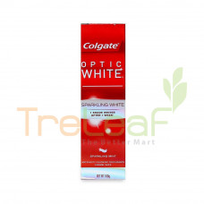 COLGATE TOOTHPASTE OPTIC WHITE 100GM