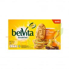 BELVITA CRACKER HONEY & CHOCO 80GM