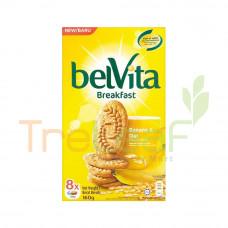 BELVITA CRACKER BANANA & OAT 160GM