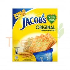 JACOB CREAM CRACKER MULTIPACK 240GM