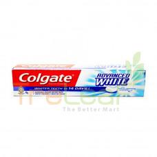 COLGATE TOOTHPASTE ADVANCED WHITENING 90GM
