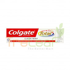 COLGATE TOOTHPASTE TOTAL CLEAN MINT 150GM