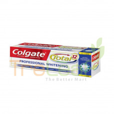 COLGATE TOOTHPASTE TOTAL PROF WHITENING 110GM