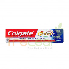 COLGATE TOOTHPASTE TOTAL PROF WHITNG 60GM