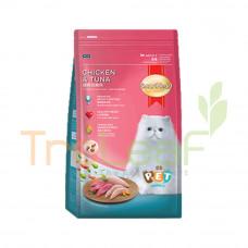SMARTHEART CAT FOOD CHIC&TUNA 7KG